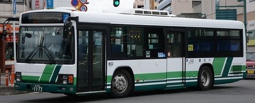道北バス いすゞKL-LV834L1・KL-LV280L1 +IBUS_e0030537_00521144.jpg