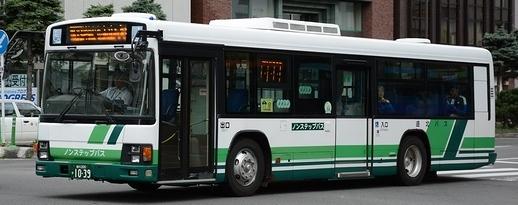 道北バス いすゞKL-LV834L1・KL-LV280L1 +IBUS_e0030537_00521240.jpg