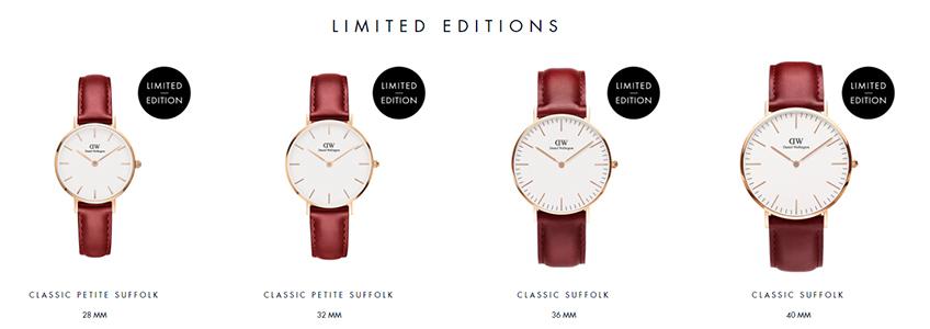 ダニエル・ウェリントンの腕時計 クラシックサマセット_b0245038_19195205.jpg