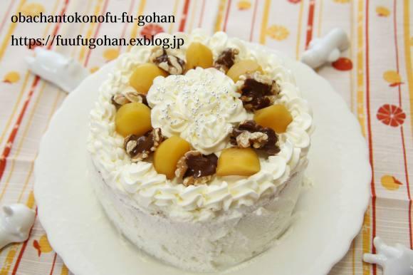 休日のキッチンデートは、ケーキ作り(o^^o)_c0326245_13271462.jpg