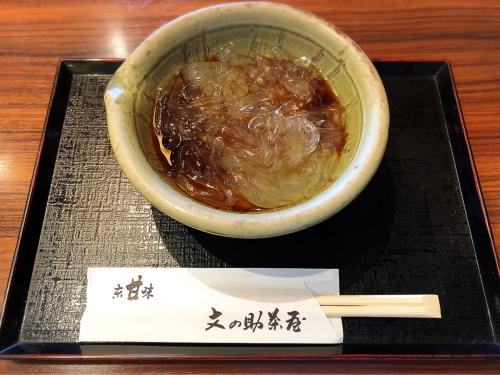 文の助茶屋 (新横浜駅)_e0292546_17354232.jpg