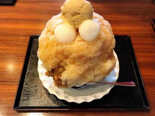文の助茶屋 (新横浜駅)_e0292546_17354700.jpg