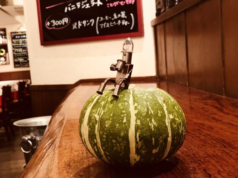 かぼちゃの上の救世主。&8月24日(金)のランチメニュー_d0243849_14350003.jpeg