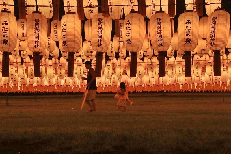 万灯みたま祭@護国神社・3♪_a0167759_0595194.jpg
