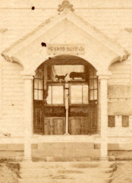 コラムリレー(第113回) 最古の展示ケース? ―モース来館140年記念の年に思う―_f0228071_10221007.jpg