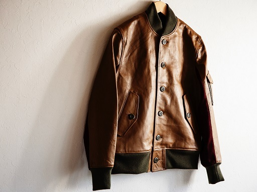 ST-1 LEATHER JACKET_d0160378_19230685.jpg