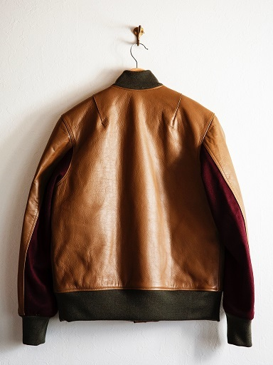 ST-1 LEATHER JACKET_d0160378_19231206.jpg