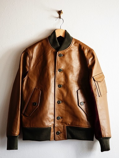 ST-1 LEATHER JACKET_d0160378_19231642.jpg