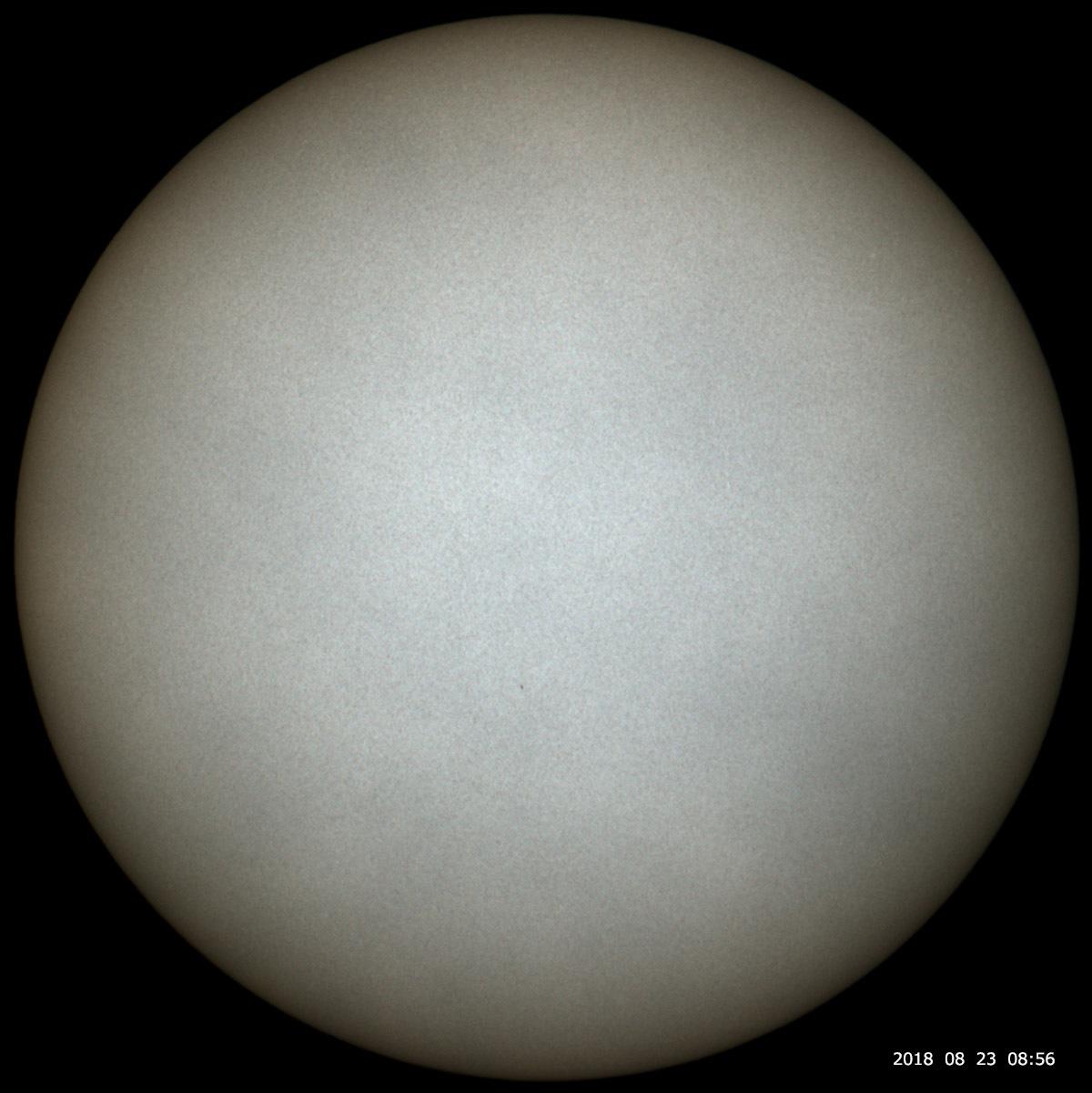 8月23日の太陽_e0174091_11144342.jpg