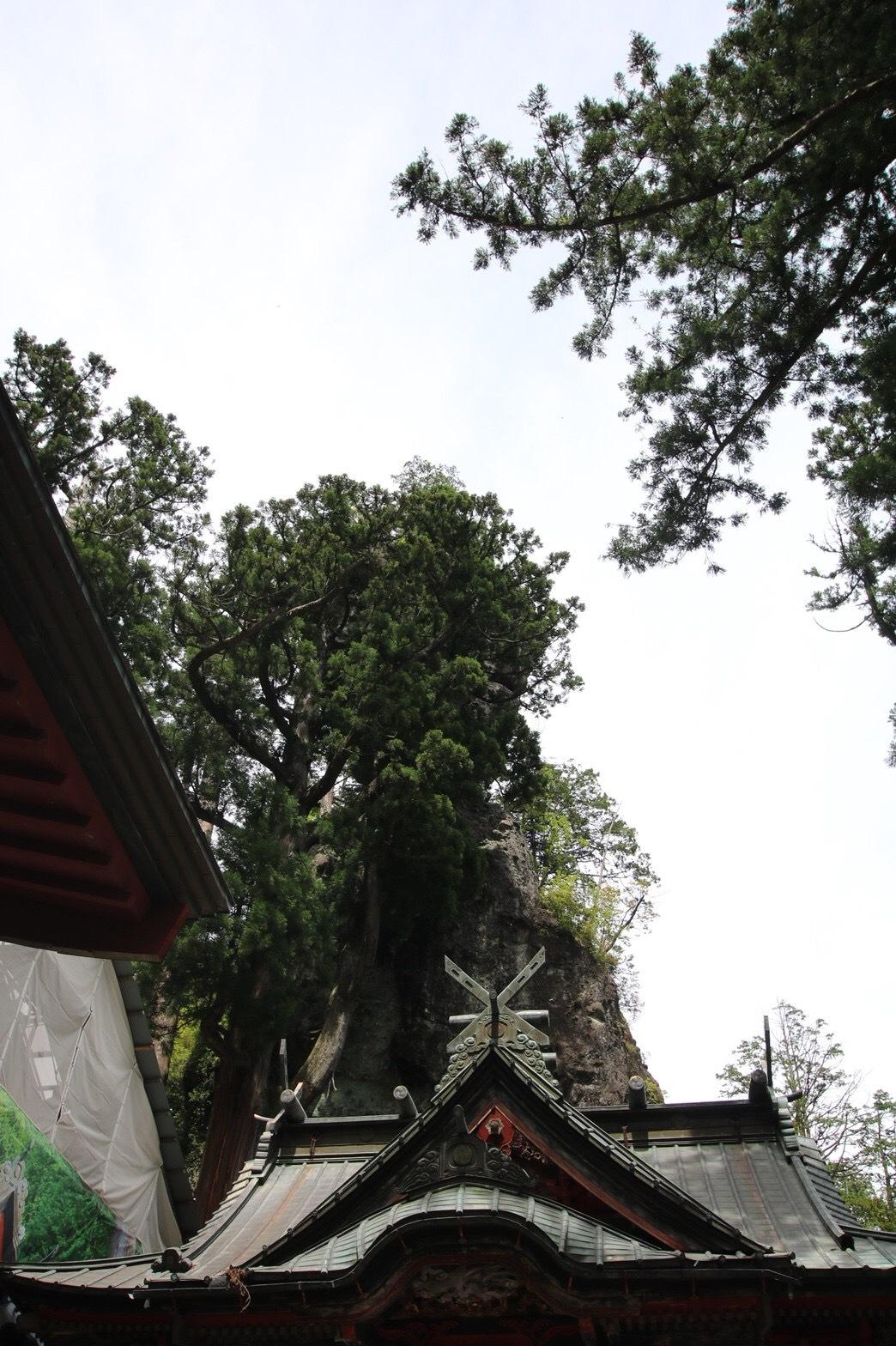榛名神社で御朱印_a0283796_19511073.jpg
