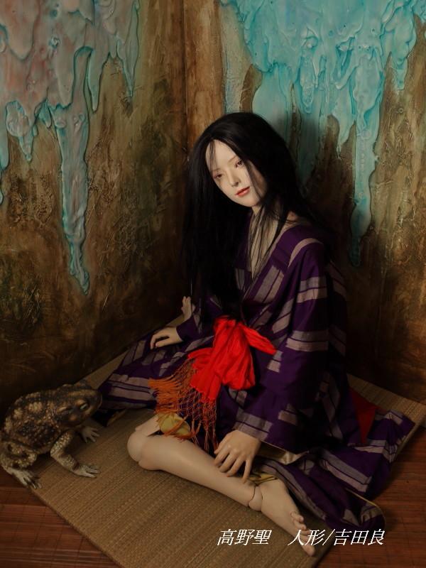 文豪・泉鏡花×球体関節人形 ~迷宮、神隠し、魔界の女~_c0183903_11315295.jpg