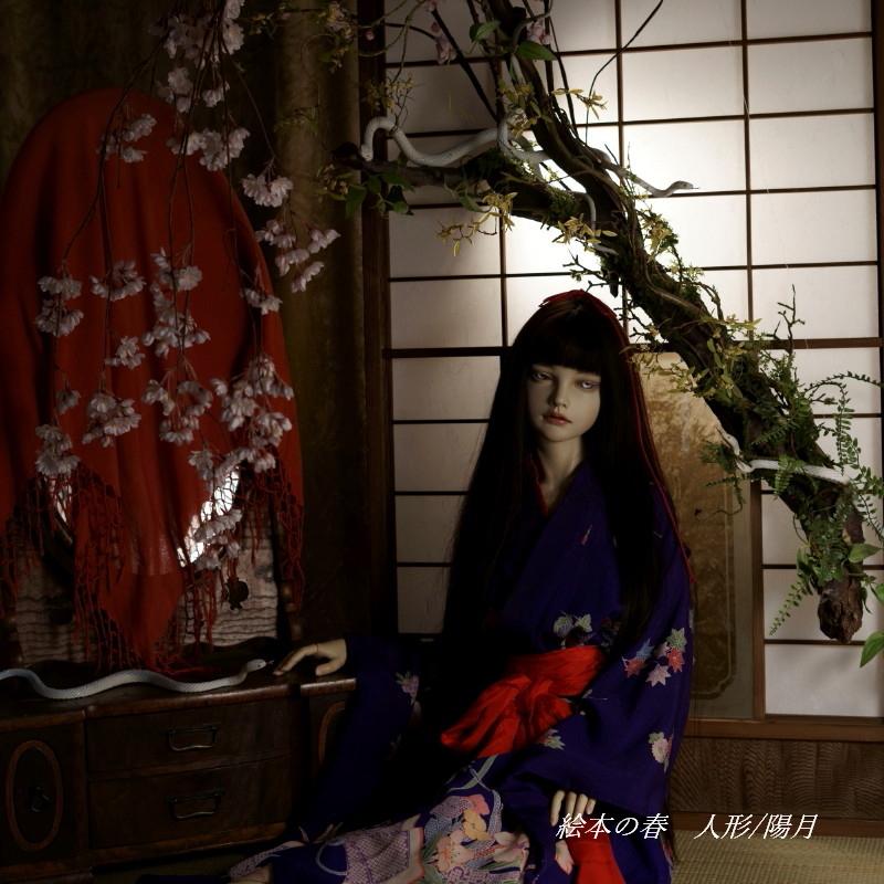 文豪・泉鏡花×球体関節人形 ~迷宮、神隠し、魔界の女~_c0183903_11333026.jpg