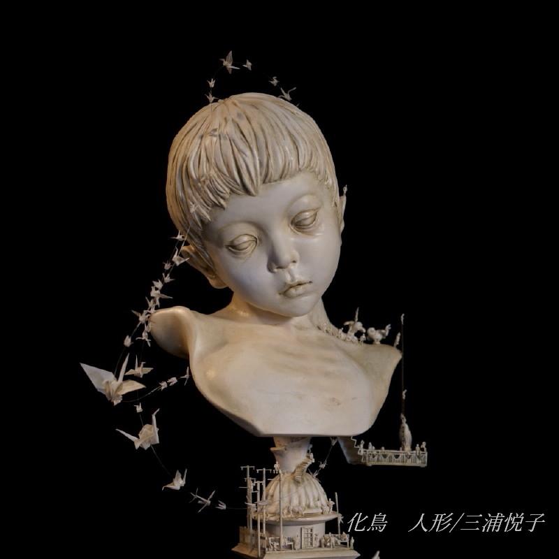 文豪・泉鏡花×球体関節人形 ~迷宮、神隠し、魔界の女~_c0183903_11340129.jpg