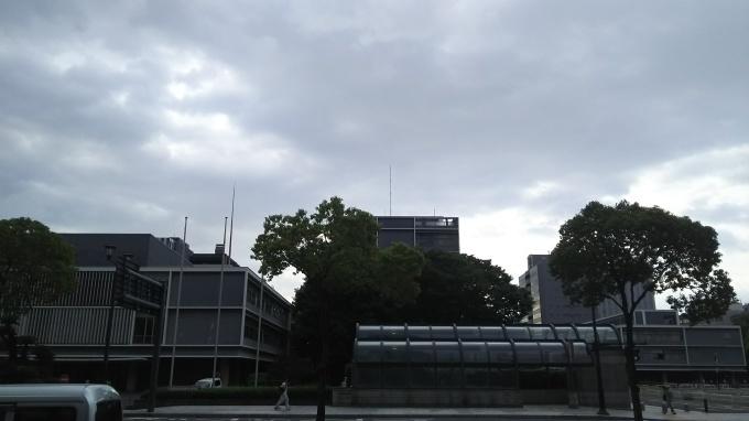 台風は近畿から北陸沖へ_e0094315_08563454.jpg