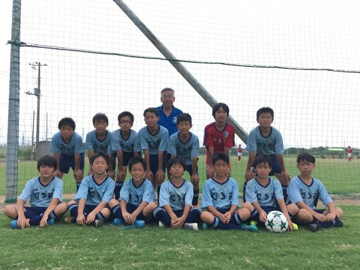 夏合宿 U-12/11 Cチーム(波崎カップ)_a0109316_16334367.jpg