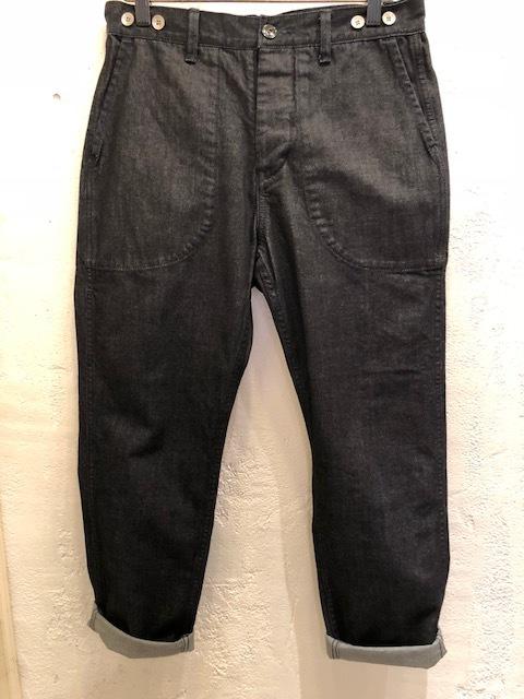 KATO\' standcolor overall & Bakerdenim_a0222424_19435236.jpg