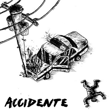 "\""ACCIDENTE\""がドーーーーン!!_f0004730_1549495.jpg"