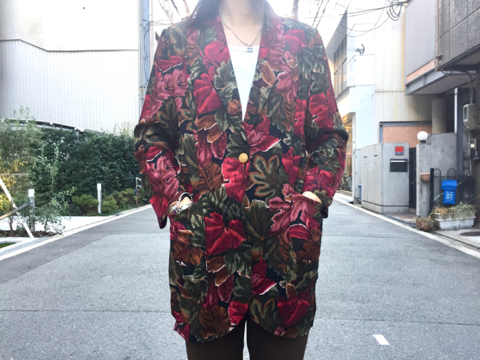 「 FLOWER & PAISLEY 」_c0078333_09273359.jpg