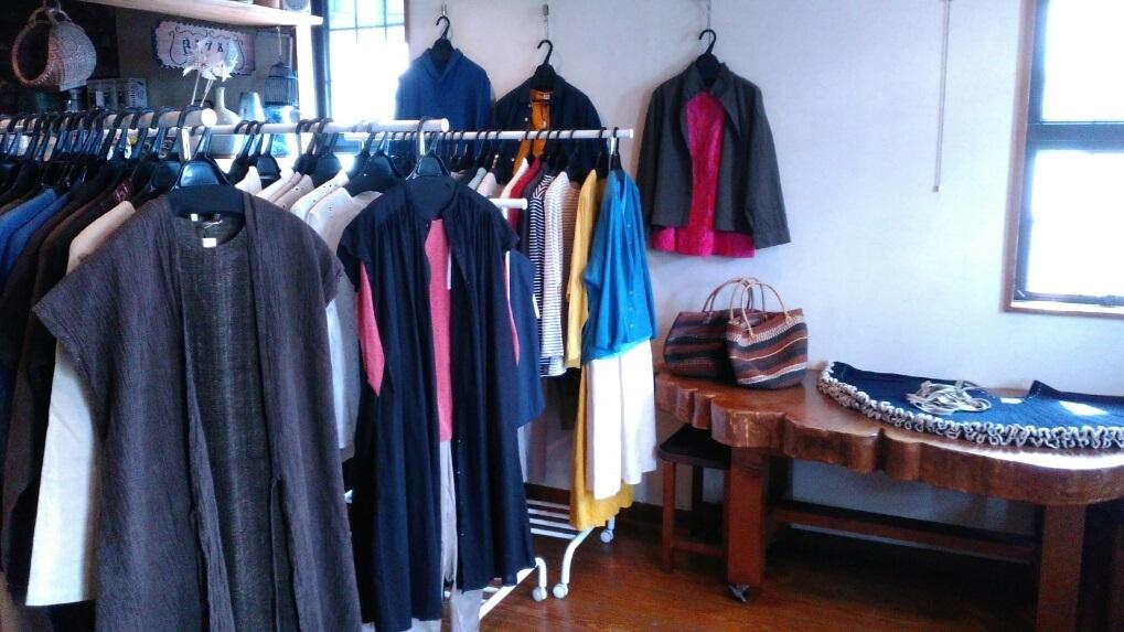南林間 セルフィーユ なつのおわりとOgの服 最終日_b0237038_11145914.jpg