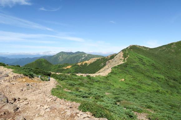 那須・朝日岳~茶臼岳登山_e0234741_21532153.jpg