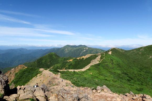那須・朝日岳~茶臼岳登山_e0234741_21532193.jpg