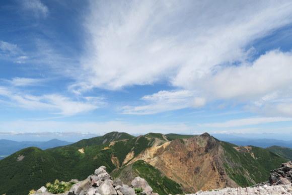 那須・朝日岳~茶臼岳登山_e0234741_21532198.jpg