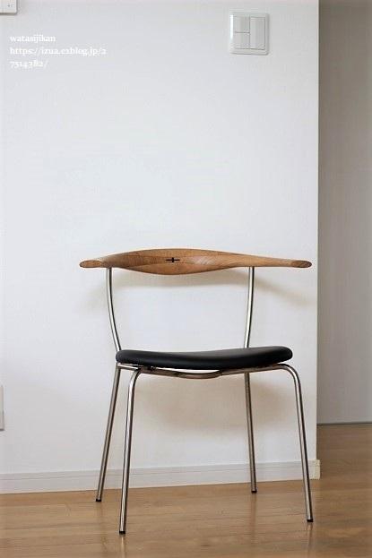 ハンス・J・ウェグナー(PP701)の椅子_e0214646_22172698.jpg