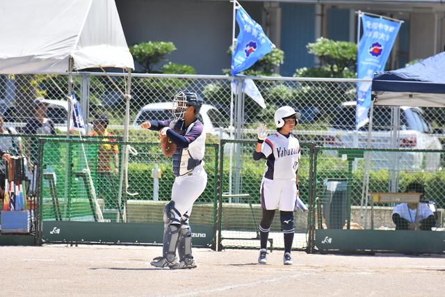 鳥取全中初日 薮塚本町VS中広_b0249247_20070332.jpg