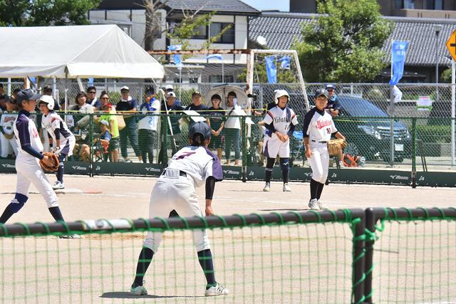 鳥取全中初日 薮塚本町VS中広_b0249247_20070352.jpg