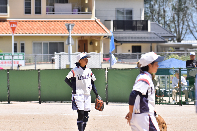 鳥取全中初日 薮塚本町VS中広_b0249247_20073099.jpg