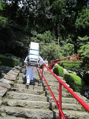 8月17日 27番札所 神峯寺(こうのみねじ)_c0327752_16241261.jpg