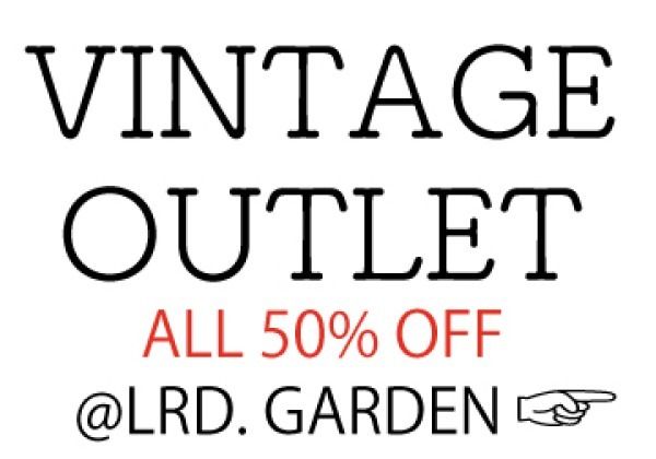 VINTAGE OUTLET SALE !_e0148852_19381606.jpg