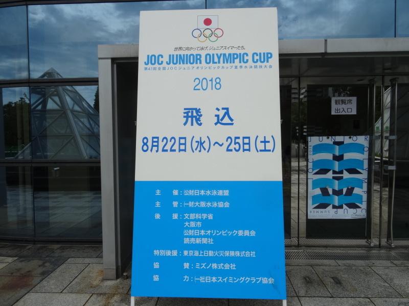 メイ優勝・・・JOC「3m髙板飛込」(大阪プール)_c0108460_19044535.jpg