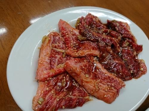 栄養楼で美味しい焼肉♪_c0100865_20120497.jpg