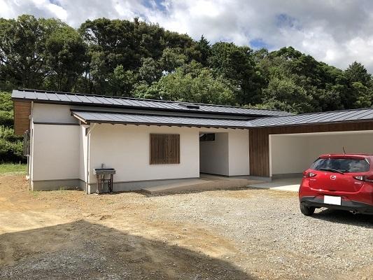 """平屋建て \"""" FUKUROI・FOREST HOUSE \"""" が完成しました!_b0111173_16120592.jpg"""