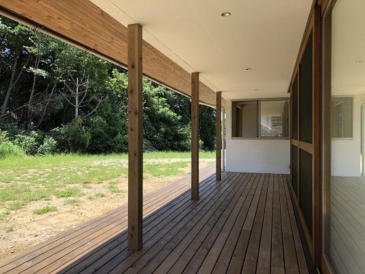 """平屋建て \"""" FUKUROI・FOREST HOUSE \"""" が完成しました!_b0111173_16223036.jpg"""