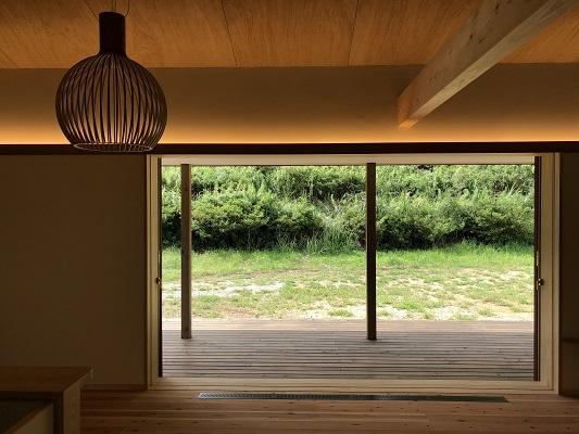 """平屋建て \"""" FUKUROI・FOREST HOUSE \"""" が完成しました!_b0111173_16312302.jpg"""