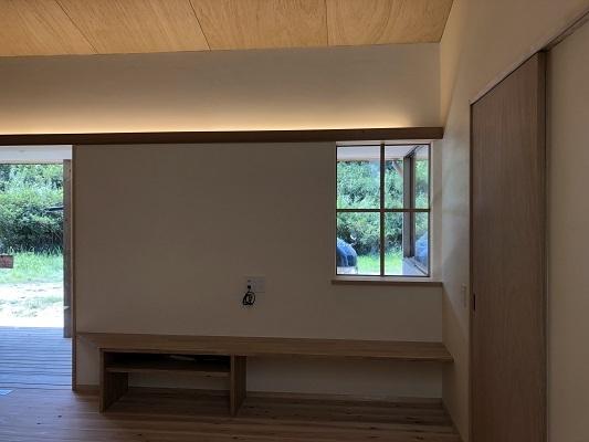 """平屋建て \"""" FUKUROI・FOREST HOUSE \"""" が完成しました!_b0111173_16382953.jpg"""