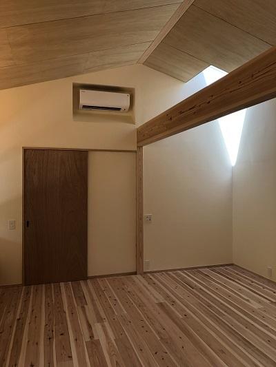 """平屋建て \"""" FUKUROI・FOREST HOUSE \"""" が完成しました!_b0111173_16441551.jpg"""