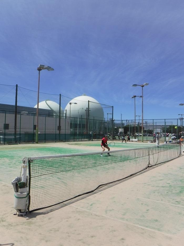 ◆真夏のテニス団体戦 ~やっぱり楽しみは・・・・・♪~_f0238779_11190448.jpg