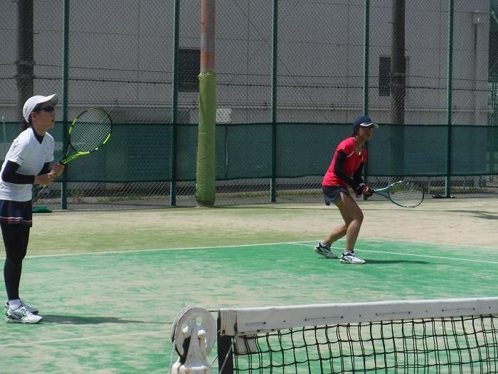 ◆真夏のテニス団体戦 ~やっぱり楽しみは・・・・・♪~_f0238779_11191291.jpg