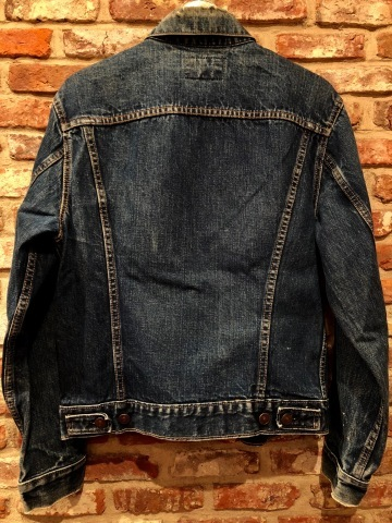 "Late 1960s "" LEVI\'S \"" - 70505 BIG E - VINTAGE DENIM TRUCKER JACKET ._d0172088_19191176.jpg"