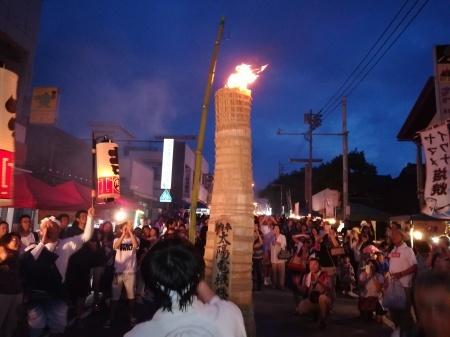 「吉田の火祭り」点火式のご案内_c0193896_17520988.jpg