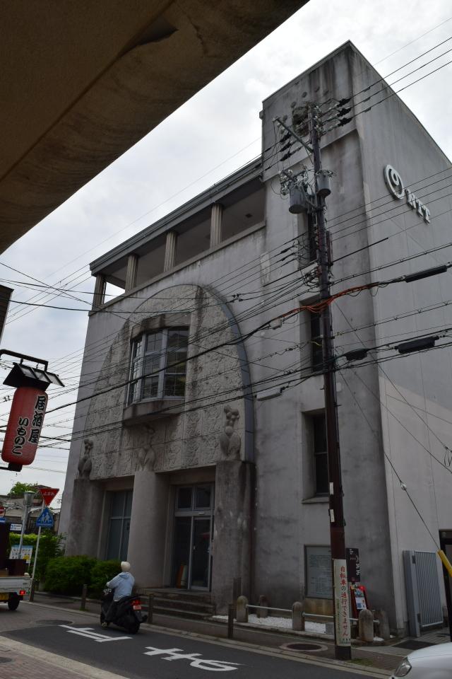 旧京都中央電話局西陣分局(大正モダン建築再訪)_f0142606_09270616.jpg