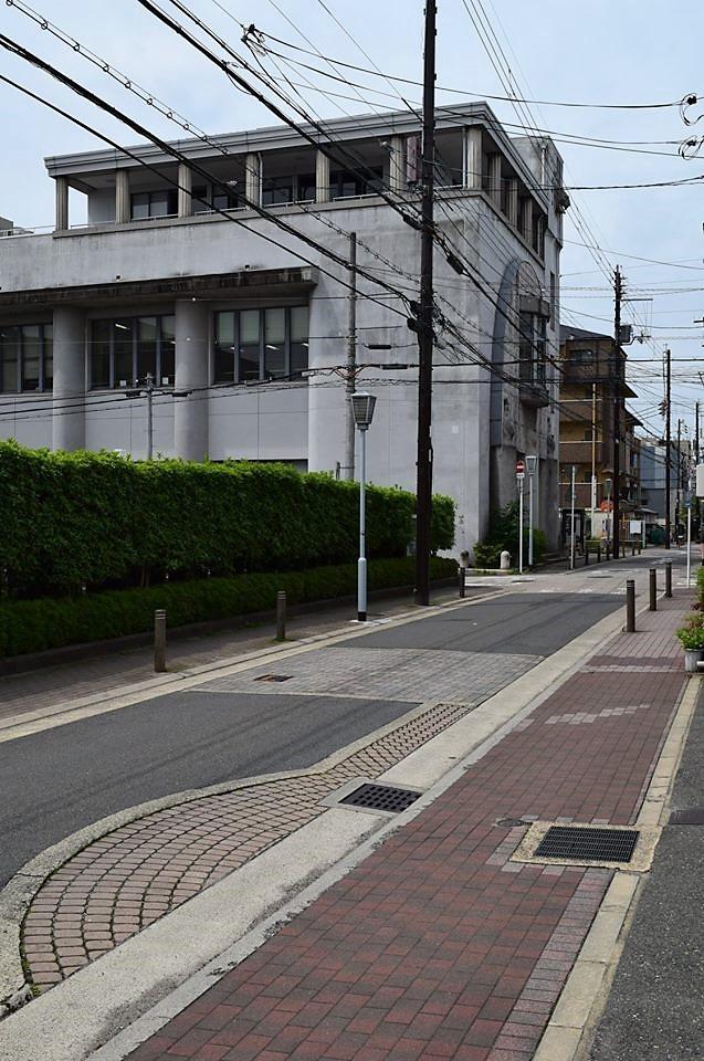 旧京都中央電話局西陣分局(大正モダン建築再訪)_f0142606_09512310.jpg
