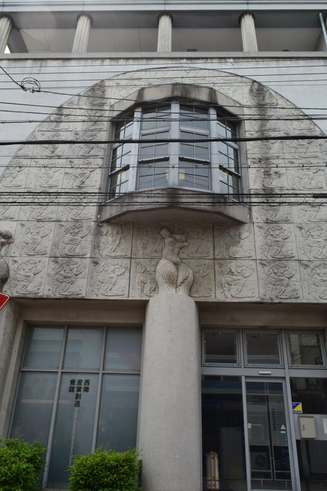 旧京都中央電話局西陣分局(大正モダン建築再訪)_f0142606_09552493.jpg