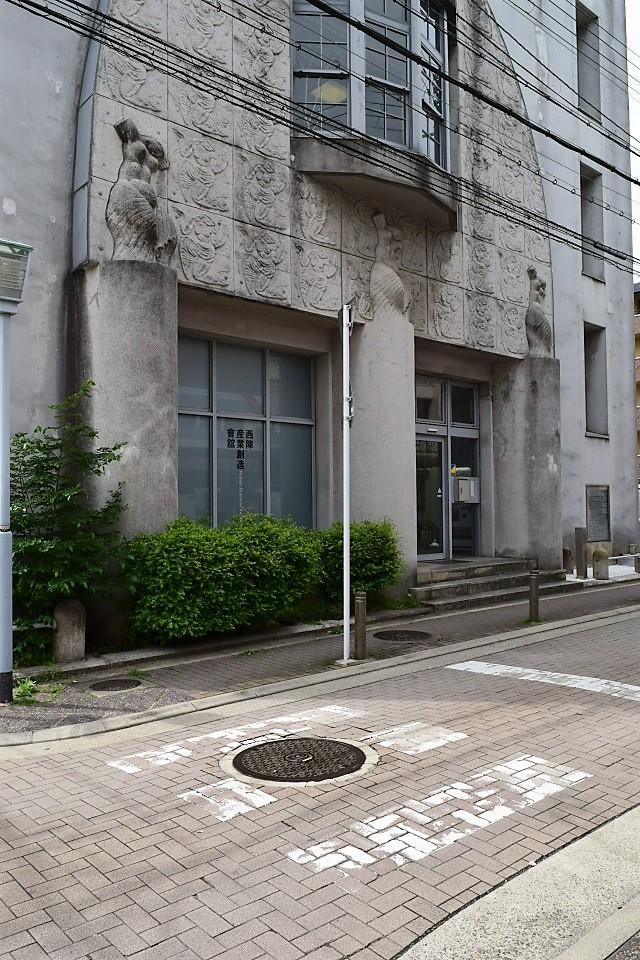 旧京都中央電話局西陣分局(大正モダン建築再訪)_f0142606_10013842.jpg