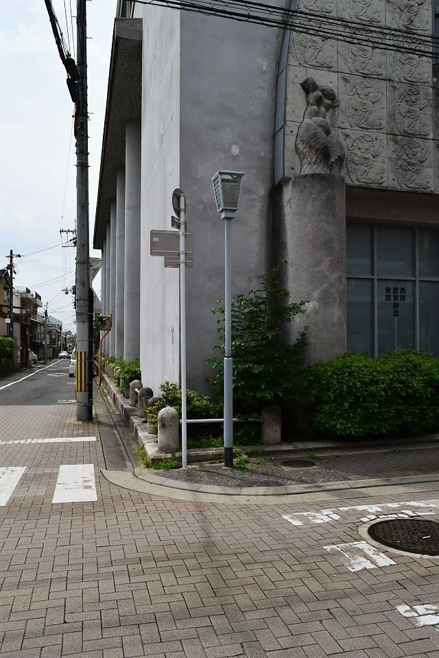 旧京都中央電話局西陣分局(大正モダン建築再訪)_f0142606_10051715.jpg