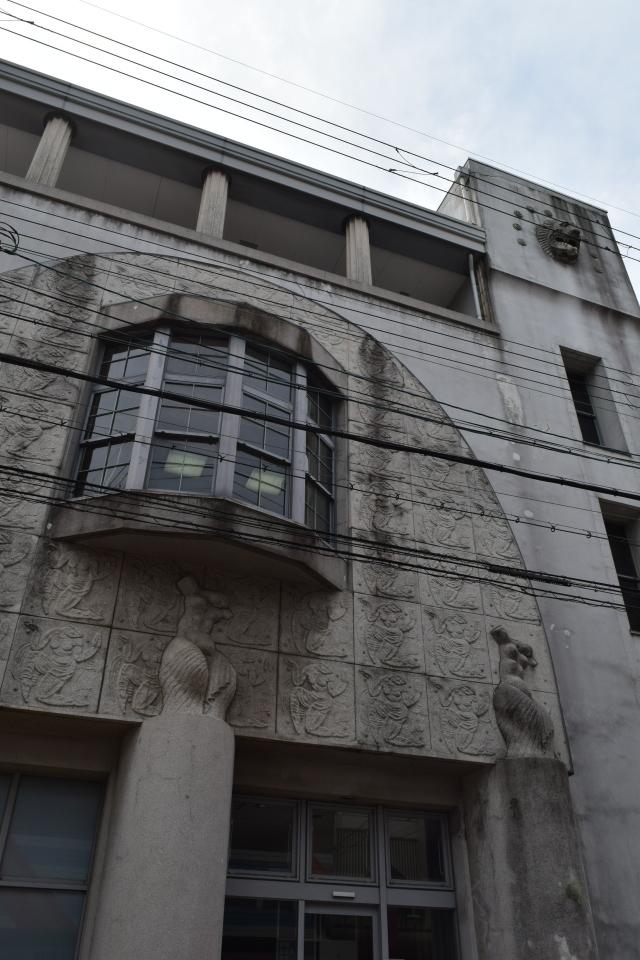旧京都中央電話局西陣分局(大正モダン建築再訪)_f0142606_10194961.jpg