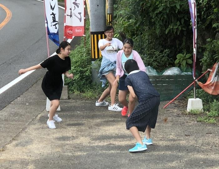 最高の学年による充実の宮崎夏合宿 -合宿1日目の写真-_d0116009_14425051.jpg